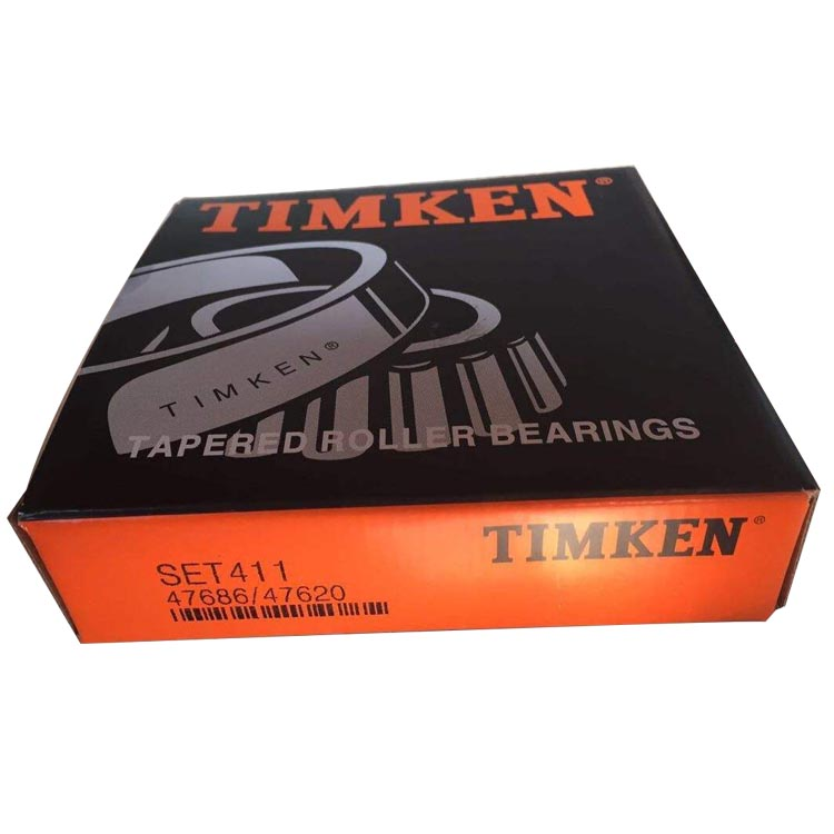 timken bearing made, 47686/47620 2018 hot sell inch taper roller