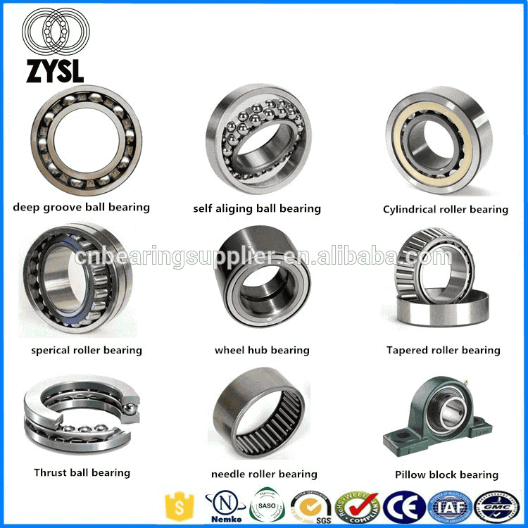 single cylindrical roller bearings-2