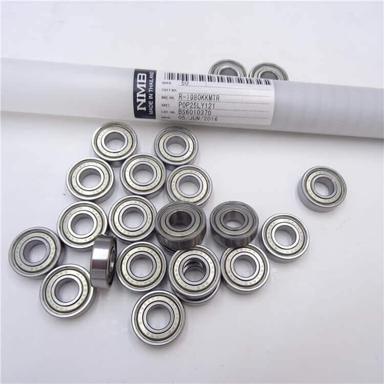 micro miniature bearing