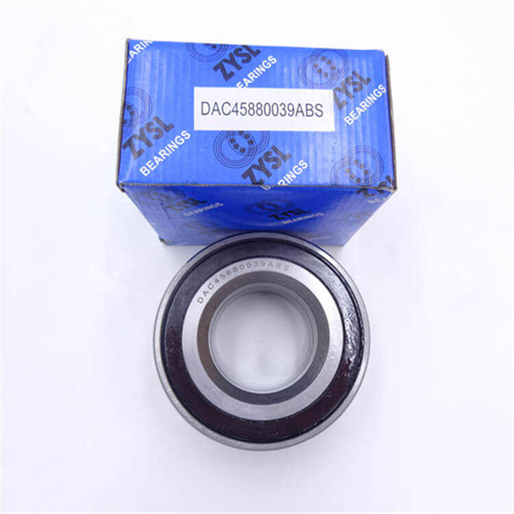 high precision wheel hub bearings