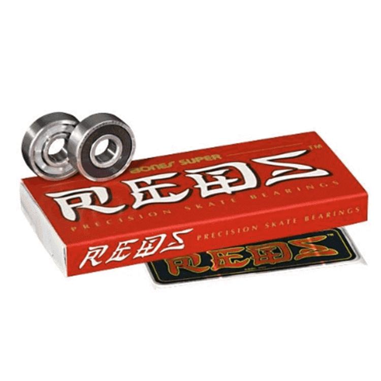 original Bones Reds skate bearings