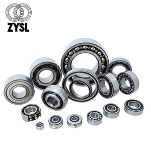 ZYSL factory making ball bearings with customers' customized specifications.