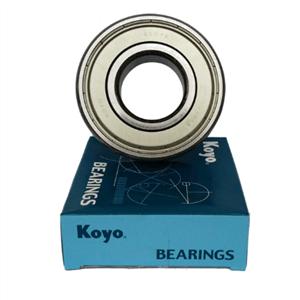 single row groove ball bearing-1