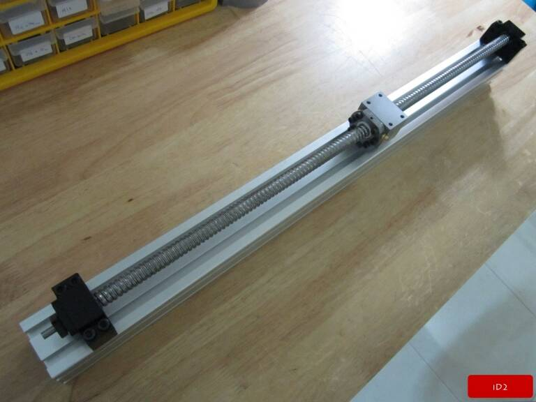 linear guide rail and carriage-2