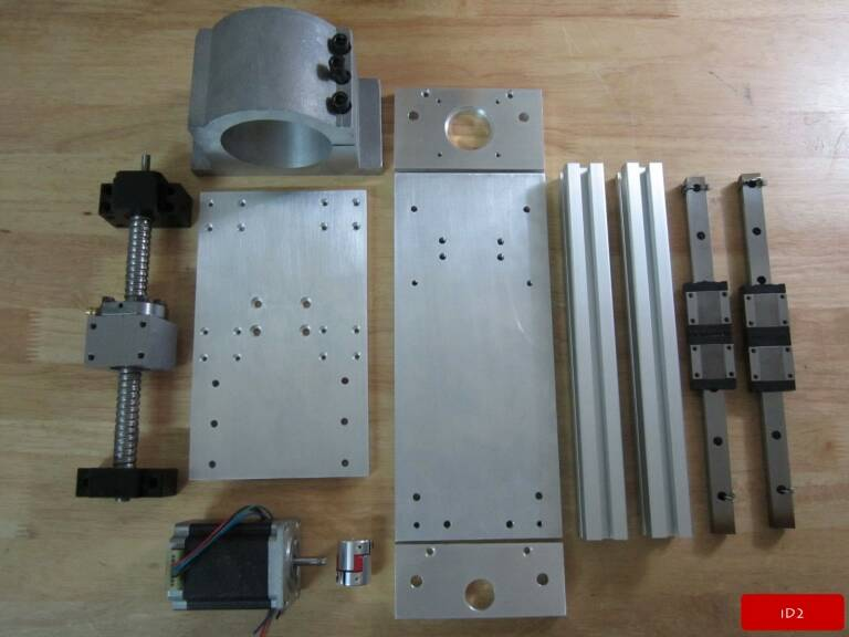 linear guide rail and carriage-1