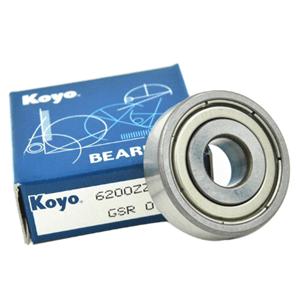 single row groove ball bearing-2