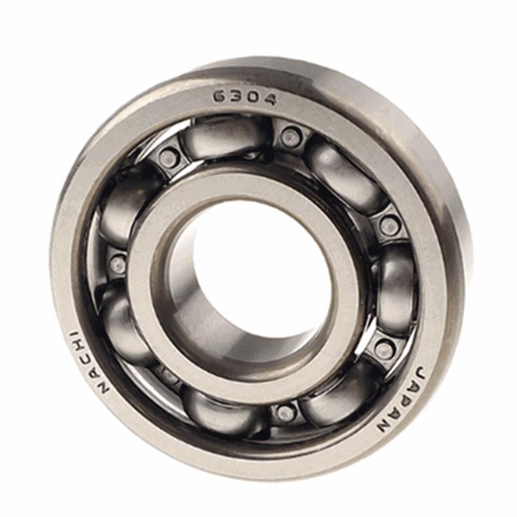 radial groove ball bearings-1