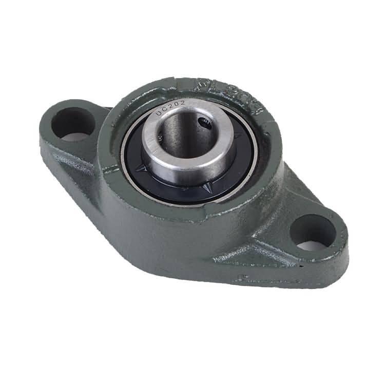 steel flange mounted bearings-1