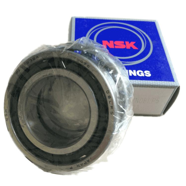 Double angular contact ball bearings-3