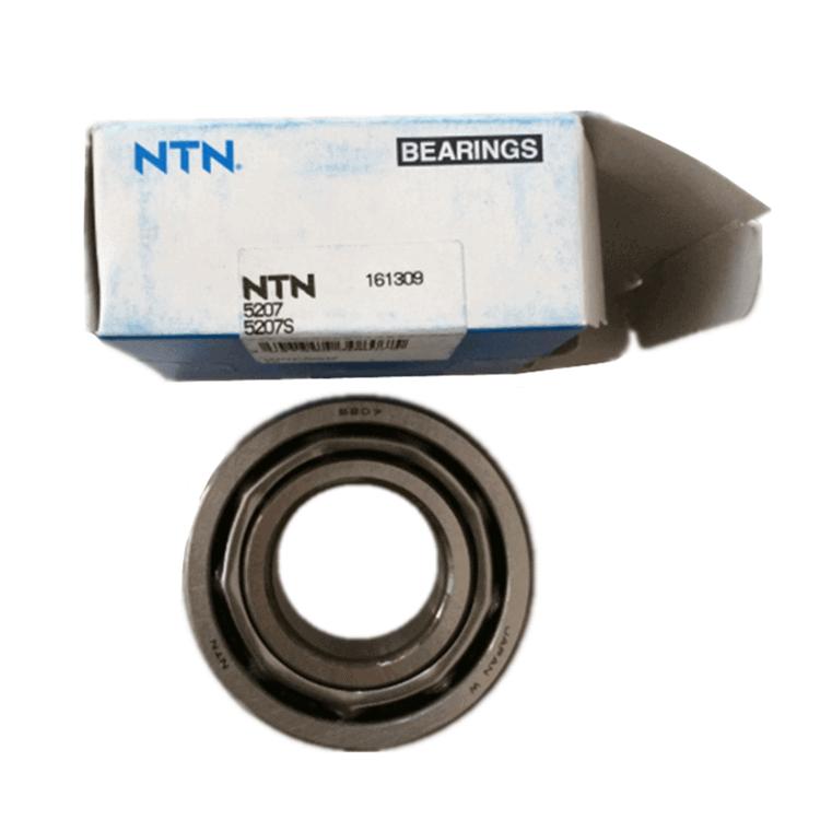 Double angular contact ball bearings-1