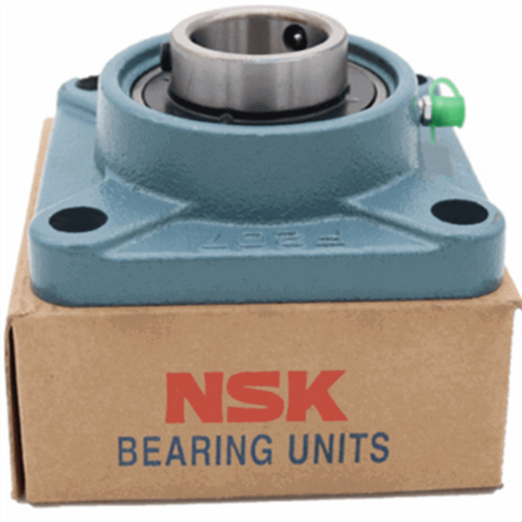 high precision 4 bolt flange bearing housings