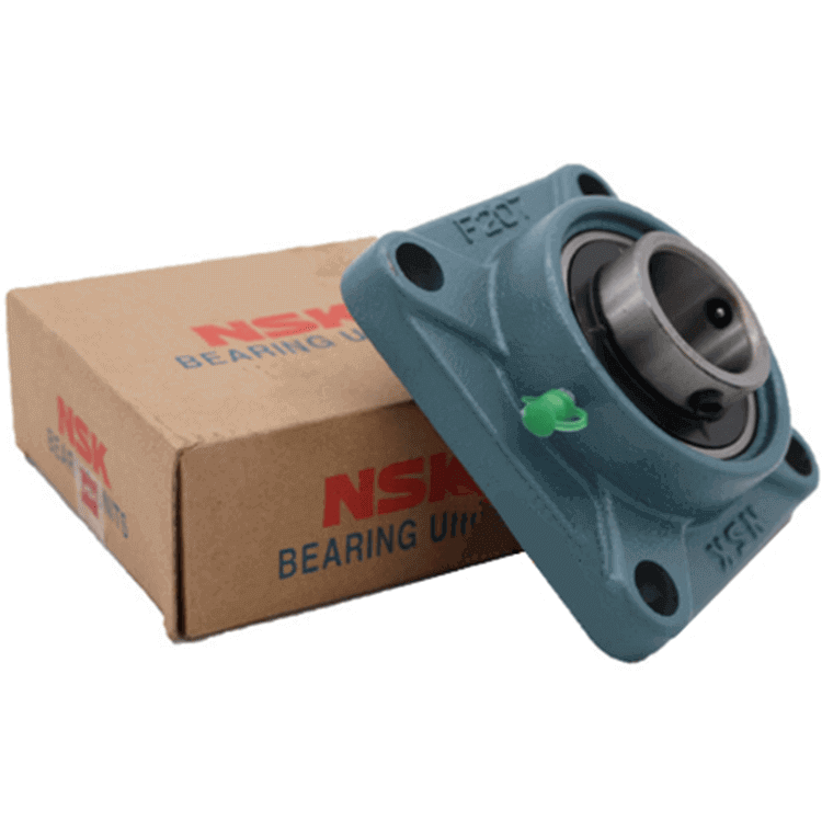 high load 4 bolt flange bearing housings