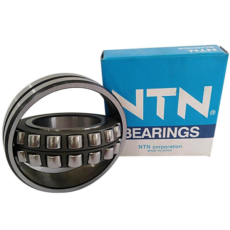 NTN spherical self aligning roller bearing