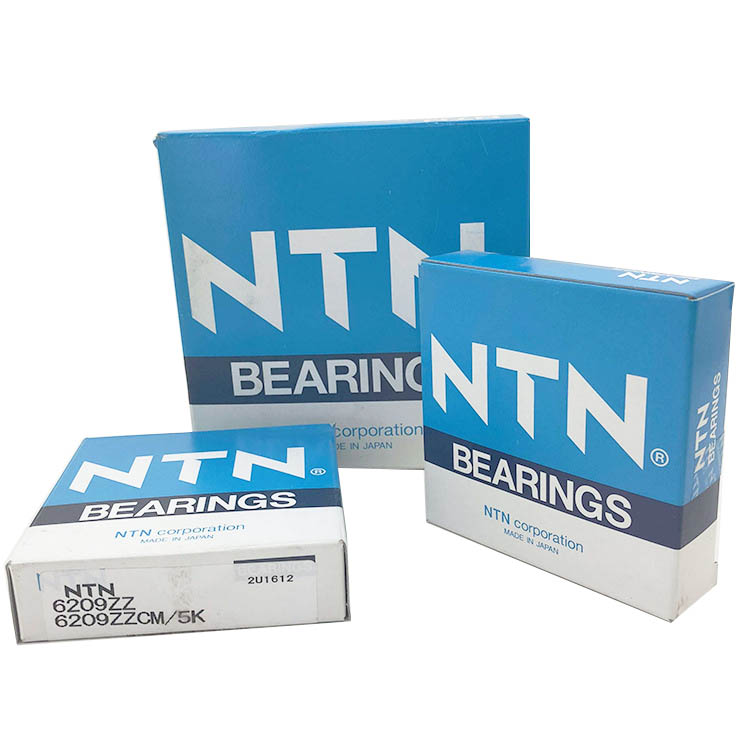 NTN radial ball bearings JAPAN