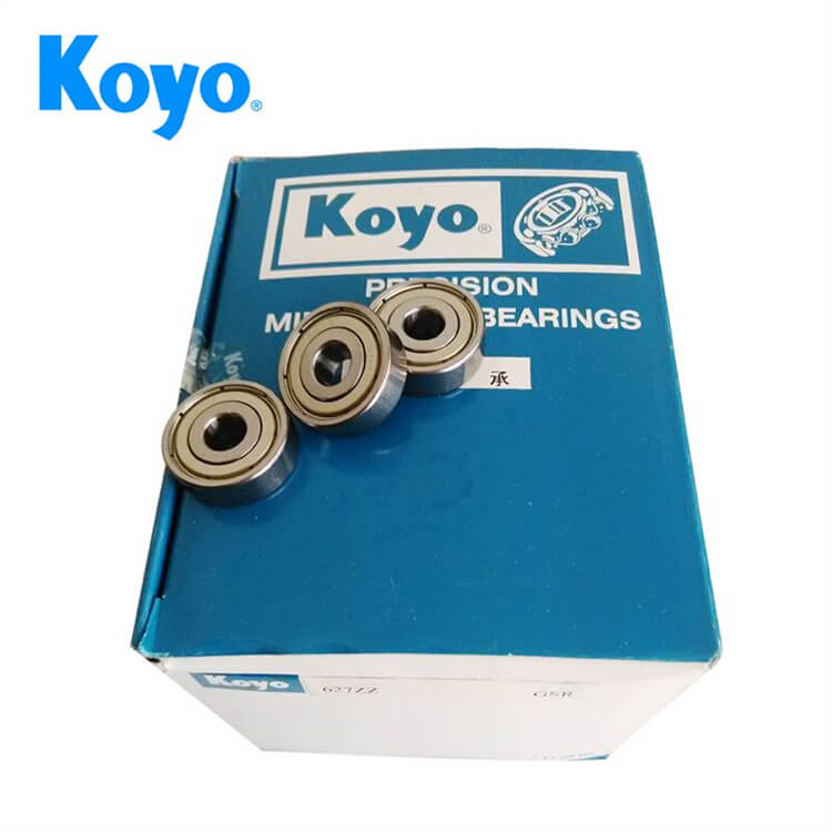627ZZ ball bearings KOYO 627ZZ deep groove ball bearing KOYO