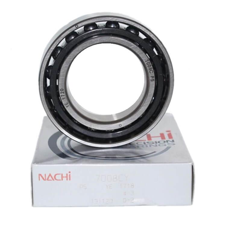 News of double row angular contact ball bearing