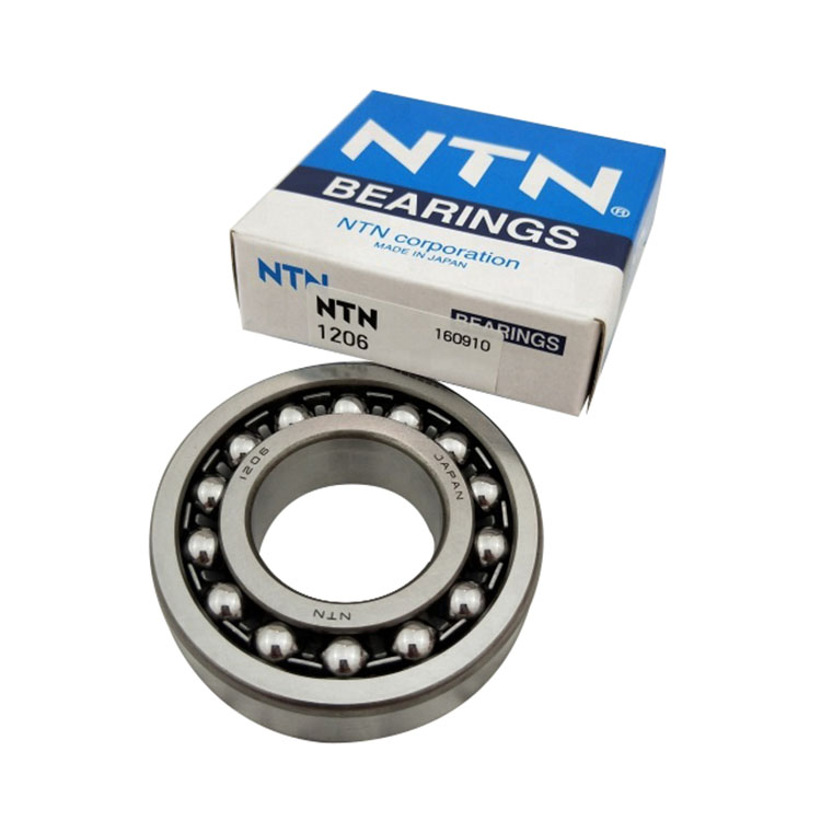 NTN self aligning ball bearings