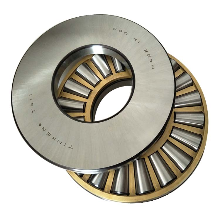 Ultra-precision radial roller bearing