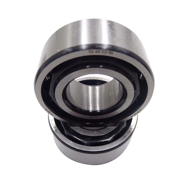 high precision double row angular contact bearing