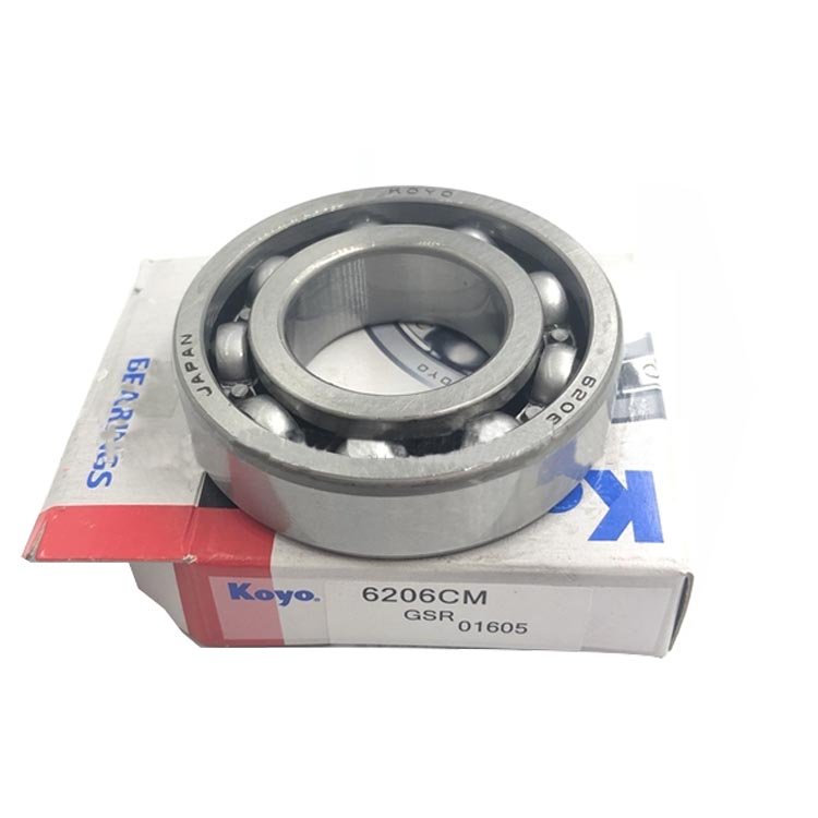 deep groove ball bearing sizes