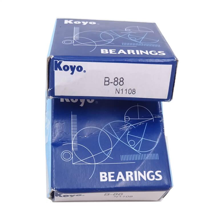 KOYO full complement needle bearings
