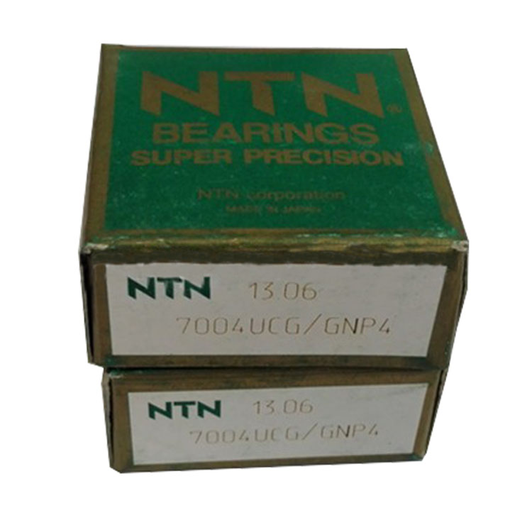 NTN angular contact ball bearings in stock