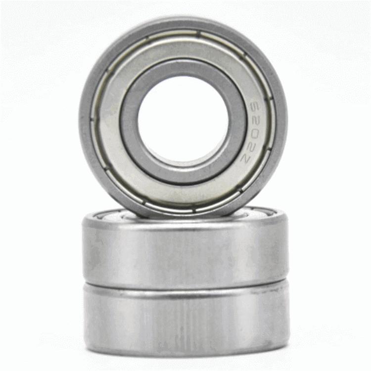 high speed stainless steel deep groove ball bearings