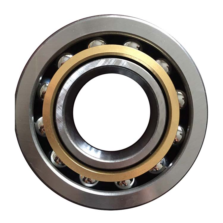 high quality double angular contact ball bearing