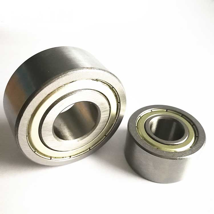double row deep groove ball bearing in stock