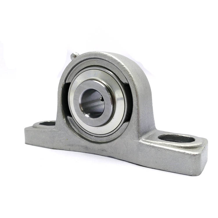 stainless steel pillow block bearing housing with high precision