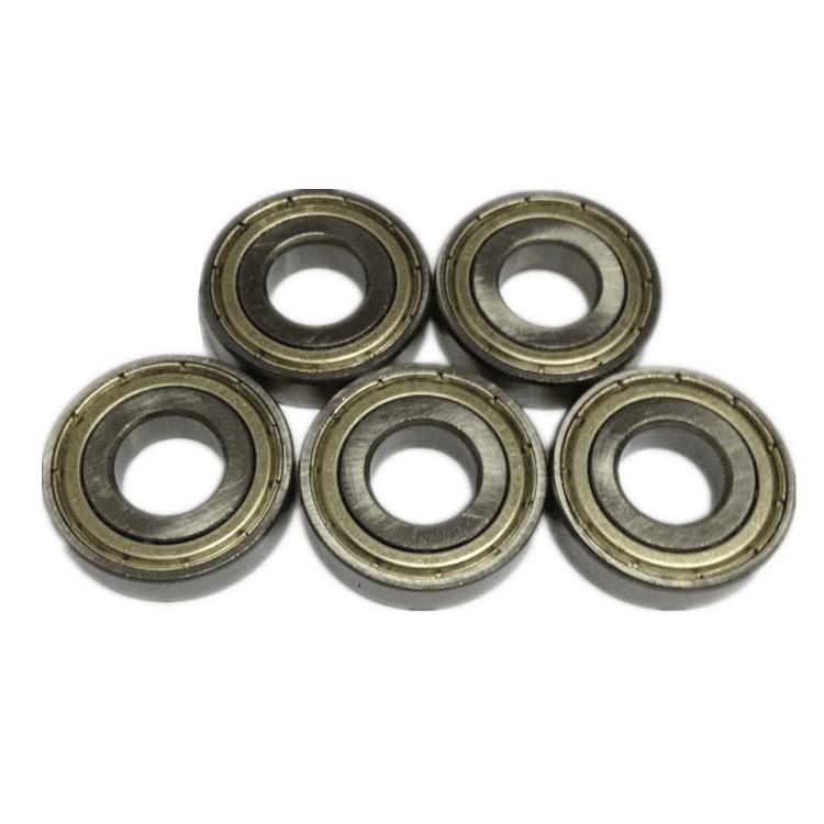 single row radial ball bearings with high quality