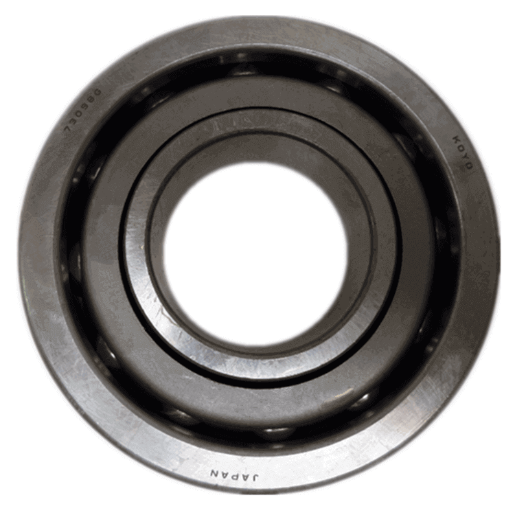 precision koyo angular contact ball bearing