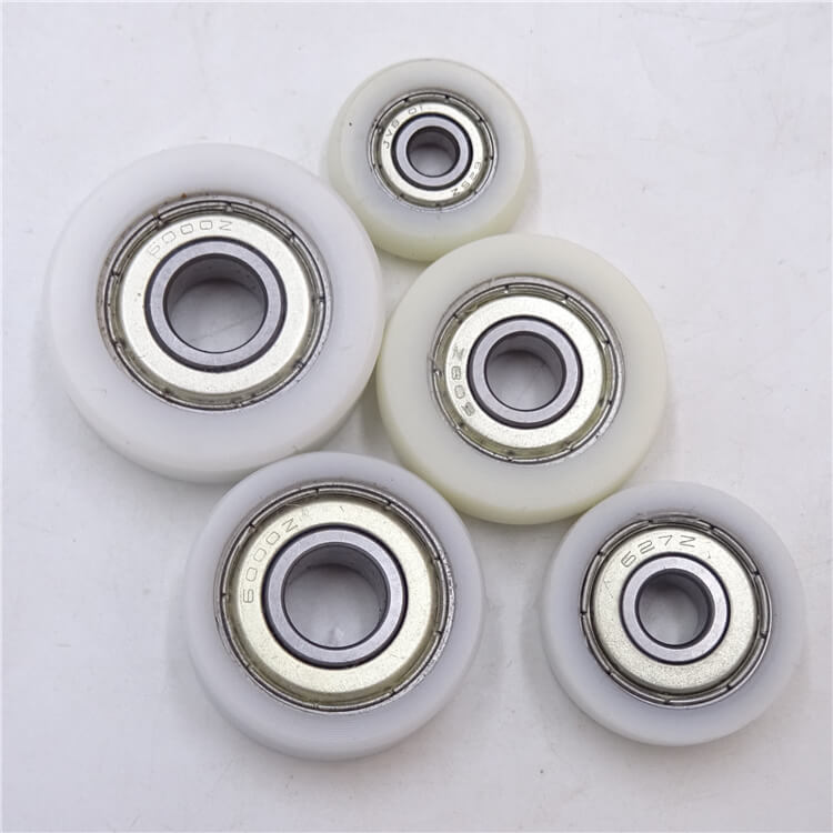 nylon pulley wheels with long life