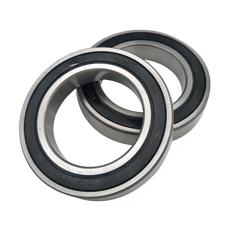 high precision single row radial ball bearings