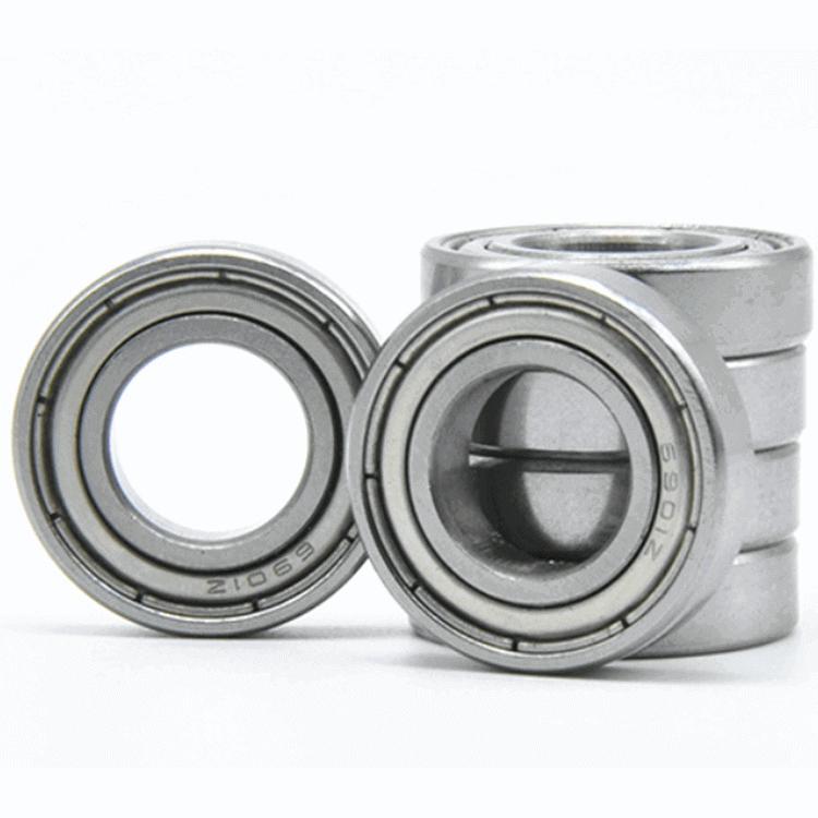 high quality single row radial ball bearings