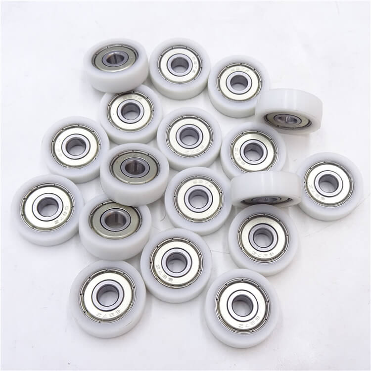 high precision Polyurethane coated bearings