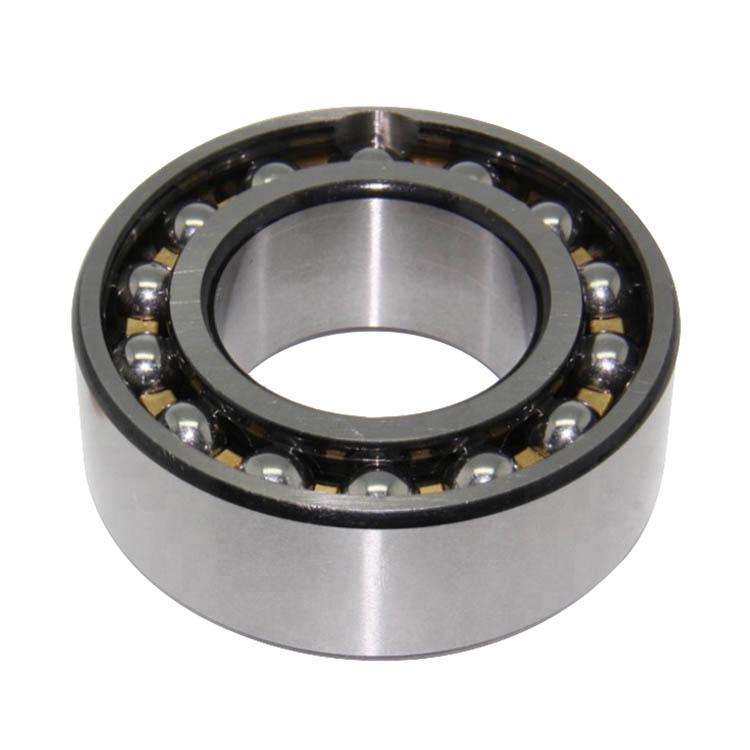 high precision double angular contact ball bearing