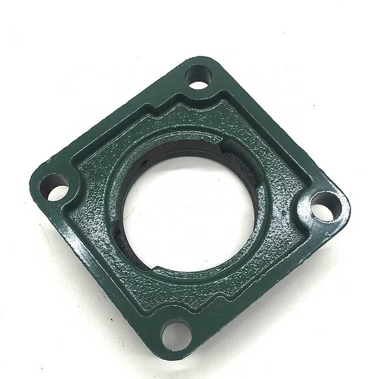 Four bolt flange bearing