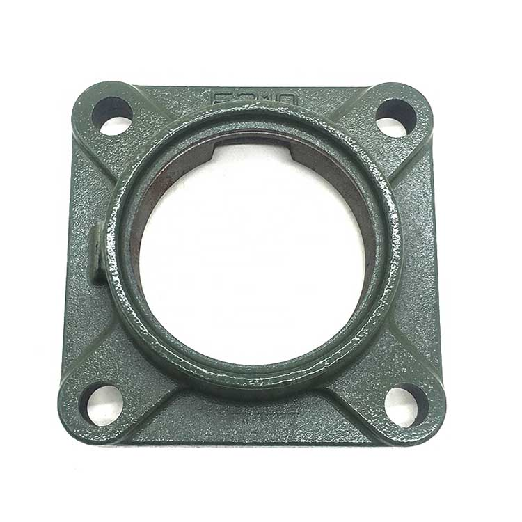 Four bolt flange bearing in stock