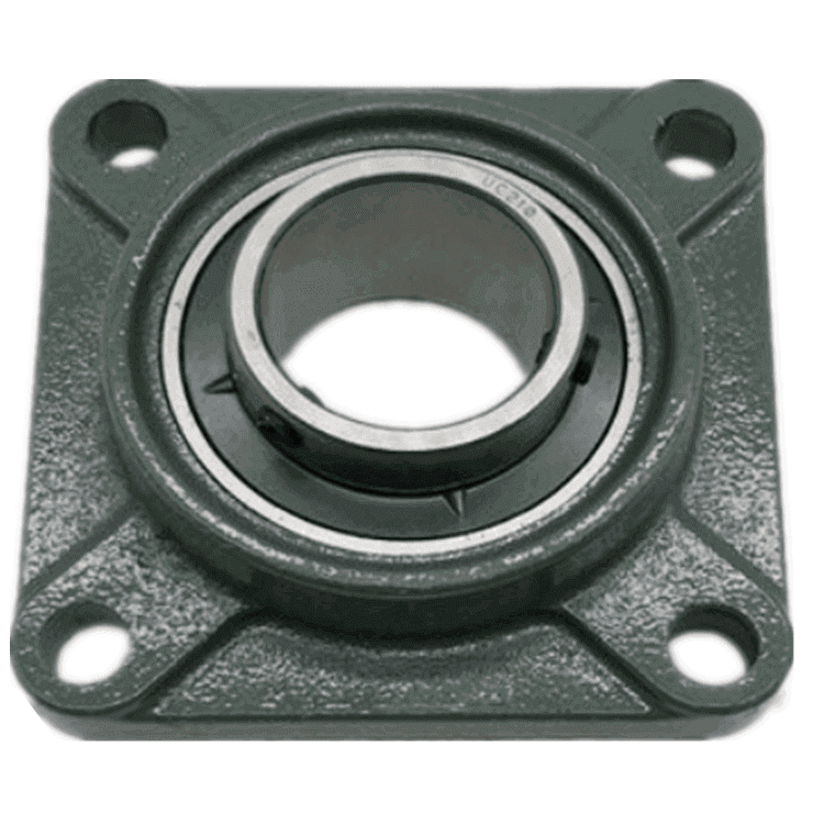 high quality square flange pillow block bearing