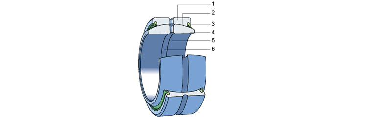 original rod end joint bearing