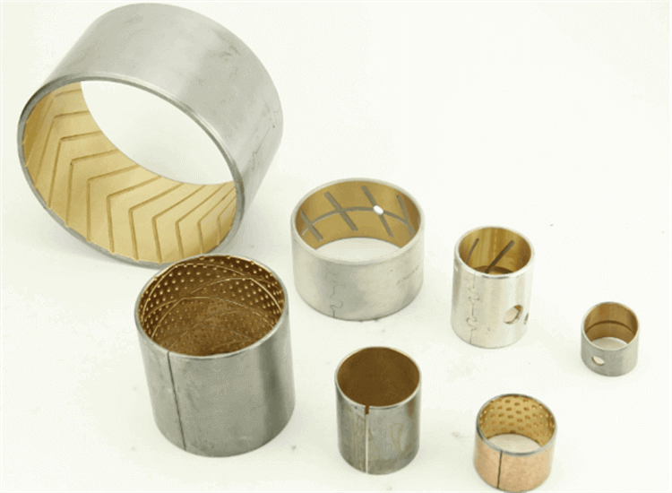 high quality bimetallic bearings