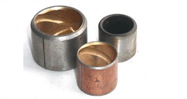 high precision bimetallic bearings