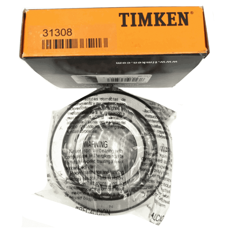 TIMKEN bearings for sale 40*90*25.25 mm 31308 Tapered Roller Bearings