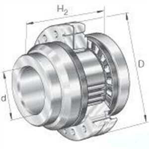 The high quality combined needle roller thrust bearing has won the favor of customers!