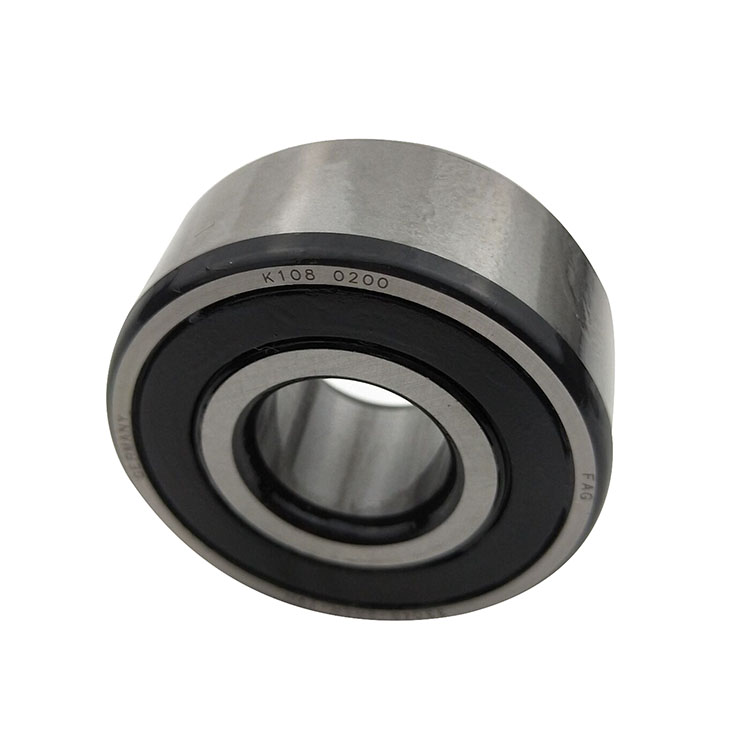 high speed double groove ball bearing