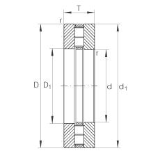 ina thrust bearings