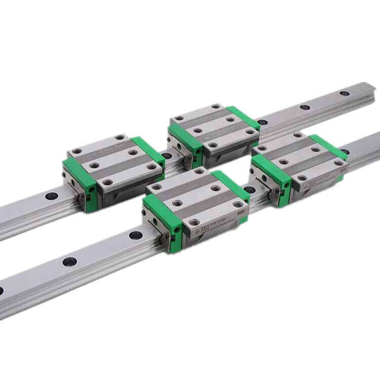 What are the features of INA linear rail?