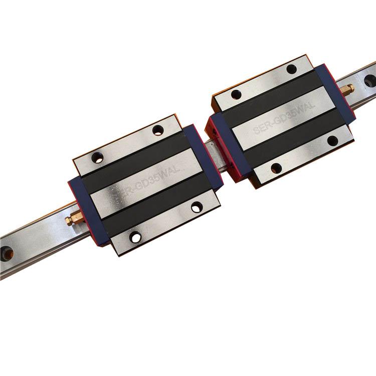 ZYSL linear motion ball bearing slide factory SER-GD35WAL Linear slider guide rail