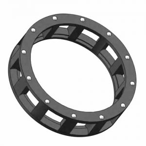 How much do you know about solid cage structure of cylinder cage bearing